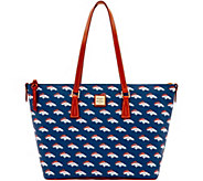 Dooney & Bourke NFL Broncos Shopper - A285827