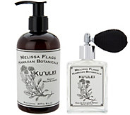 Melissa Flagg Hawaiian Botanicals Fragrance & Body Lotion - A286227