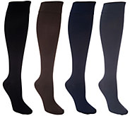 Legacy Graduated Compression Socks 4 Pack - A294527