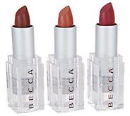 BECCA Lush Lip Trio - A308627