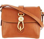 As Is Dooney & Bourke Florentine Mini Messenger Bag - Ashley - A309627