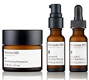 Perricone MD Healthy Glow Face and Eye Trio - A320927