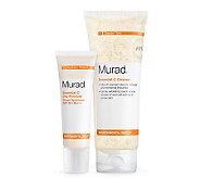 Murad Essential C Cleanser and Moisturizer Duo - A330827