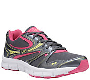 Ryka Lace-up Walking Sneakers - Resolute SMT - A338327