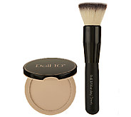 Doll 10 Finishing Touch Blending Powder with Brush - A253328