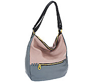 orYANY Caitlin Soft Pebbled Leather Backpack - A256428