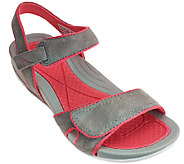 Dansko Leather Sport Sandals w/ Double Adj. Straps - Kami - A265928