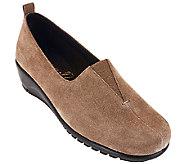 Aerosoles Stitch N Turn Leather Loafers - Friendship - A268128