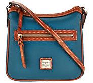 Dooney & Bourke Pebbled Leather Pocket Crossbody Bag - A272228
