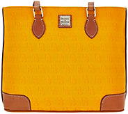 As Is Dooney & Bourke Blended Shadow Small Richmond Shopper - A283128