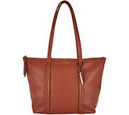 Vera Bradley Sycamore Leather Shopper -Mallory - A292928