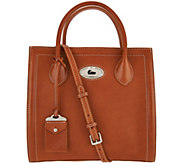 As Is Dooney & Bourke Florentine Toscana Handheld Tote - A296828