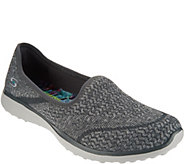 As Is Skechers Microburst Soft -Knit Slip-Ons All-Mine - A304328