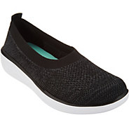Ryka Heather Knit Slip-On Shoes - Nell - A305628