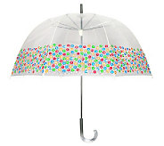 Leighton NYC Manual Bubble Umbrella - A327428