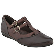 Earth Leather Mary Janes - Gemma - A356128