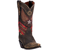 Dan Post Leather Cowboy Boots - NDependence - A356528