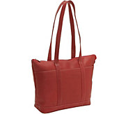 Le Donne Leather Medium Pocket Tote - A361228