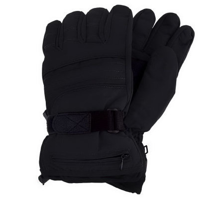 Battery Operated Insulated Heated Winter Gloves