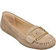 Marc Fisher Leather Moccasins - Channary - A256929