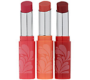 bareMinerals Pop of Passion Lip Oil-Balm Trio - A261229