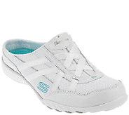 As Is Skechers Breathe Easy Sneaker Mules - A262429