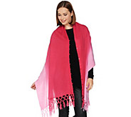 Layers by Lizden Marvelush Ombre 3-in-1 Poncho - A271929