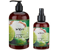 WEN by Chaz Dean Summer Cleansing Conditioner & Treatment Mist