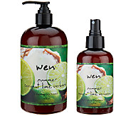 WEN by Chaz Dean SummerCleansing Conditioner and Treatment Mist - A274329
