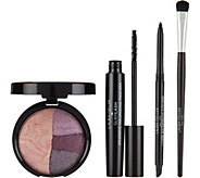 Laura Geller 4-piece Amethyst Eyes Collection - A280829
