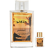 WEN by Chaz Dean Summer 3.4 oz. Eau de Parfum With Travel EDP - A295929