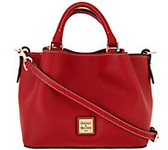 Dooney & Bourke Pebble Leather Mini Barlow Crossbody Handbag - A296329