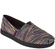 As Is Skechers BOBS Multi-Heather Slip-Ons - Super Plush - A297129