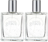 philosophy amazing grace special edition spray fragrance duo - A306229