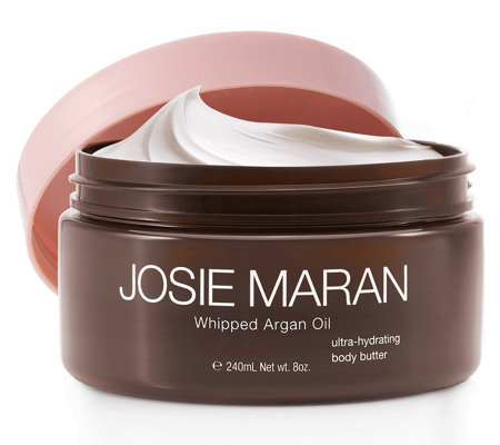 Treat yourself and your senses to this delectable set of Josie's signature Whipped Argan Oil Body Butter. Massage in the buttery, whipped goodness anywhere needing a little moisture for hydration.