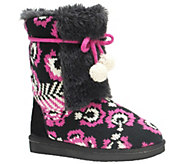 MUK LUKS Girls Jewel Boots - A337429