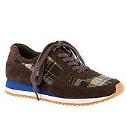 Bella Vita Lace-up Sneakers - Emile - A337529