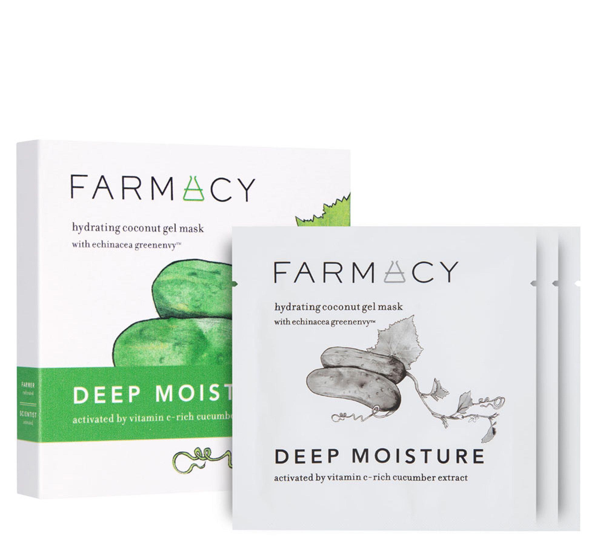 New customer qvc promo code - Farmacy Deep Moisture Hydrating Coconut Gel Mask A340129