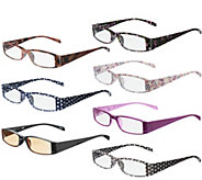 Hummingbird Modern Mix Readers 1-2.5 Strength Set of 7 - A257730