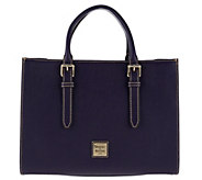 Dooney & Bourke Saffiano Leather Janine Satchel - A272230