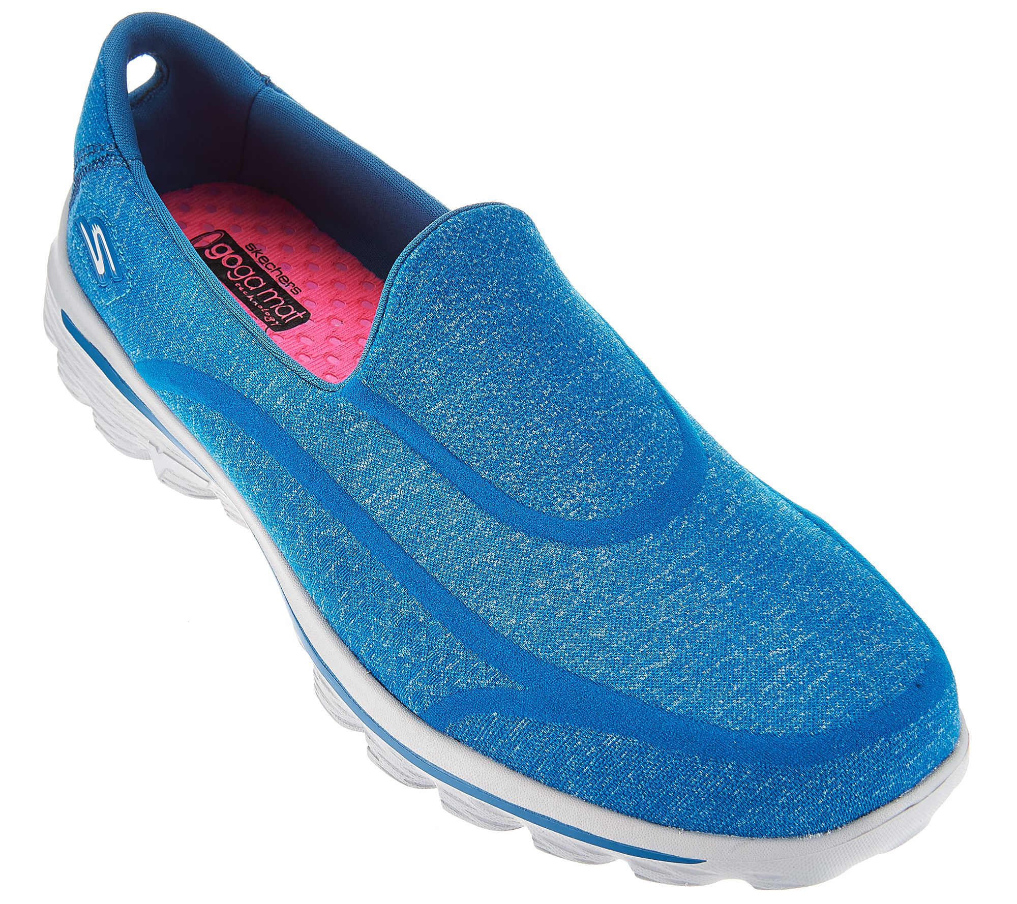 Skechers Gowalk2 Sneakers w/GOGA Mat - Supersock 2 - A275630