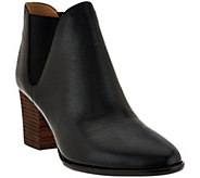 As Is G.I.L.I Leather Chelsea Boots - Baldwyn - A276130