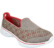 Skechers GOwalk 4 3D Layer Slip-ons - Kindle - A287030