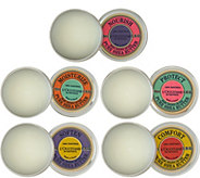 LOccitane Pure Shea Set of 5 Gift Tins - A288130