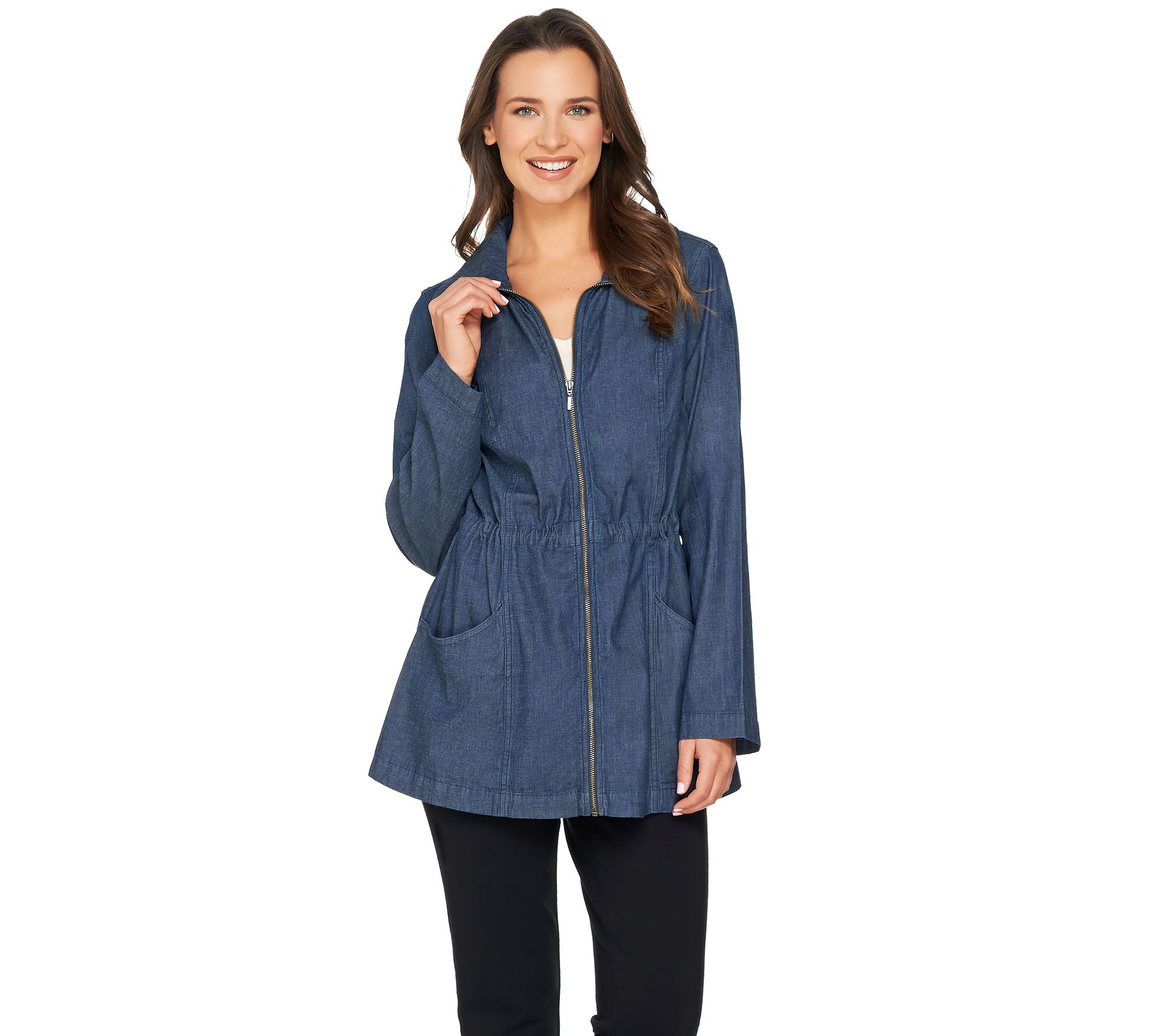 Coats, Jackets & Vests for Women — QVC.com