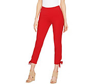 Women with Control Regular Tummy Control Crop Pants - A290730