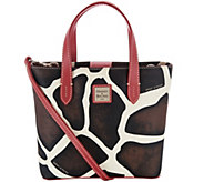 Dooney & Bourke Animal Print Mini Waverly Crossbody - A297430