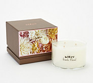 WEN by Chaz Dean Seasonal 22 oz 3-Wick Candle - A309630