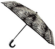 Leighton Kensington Umbrella with Natural WoodHandle - A316530