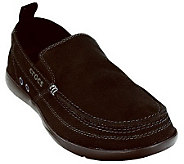 Crocs Mens Walu Slip-On Shoes - A326330